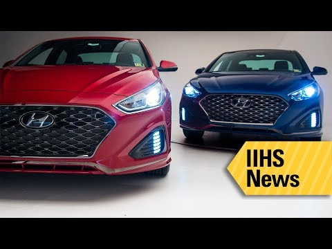 Headlights Improve, But Base Models Leave Drivers In The Dark - IIHS News
