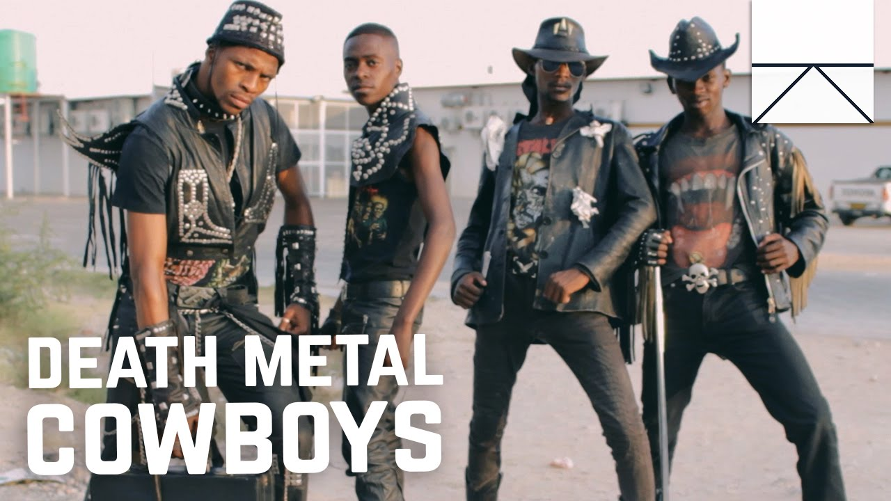 3c55cc5a35b Who Are the Death Metal Cowboys of Africa  - YouTube