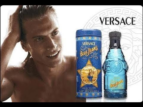 Versace Blue Jeans For Men Fragrance Review (1994) - YouTube