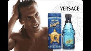 Versace Blue Jeans For Men Fragrance Review (1994)