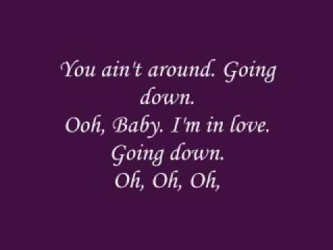FREE DOWNLOAD - I'm Going Down -Rose Royce (Karaoke/Instrumental) With Lyrics