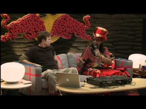 Bootsy Collins on writing Sex Machine - Red Bull Music Academy lecture series