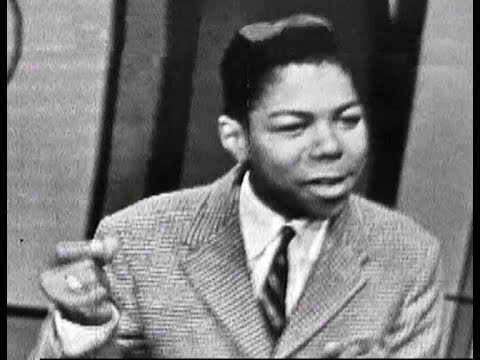 Frankie Lymon - Mama Don't Allow It (Saturday Night Beechnut Show 1958)