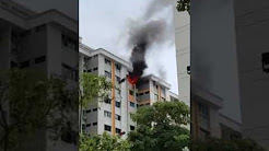 Fire @Serangoon, Singapore