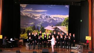 2013 07 20 11 Chor 1 Alpenländische Lieder