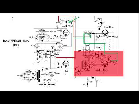 P generador RF FM1 6
