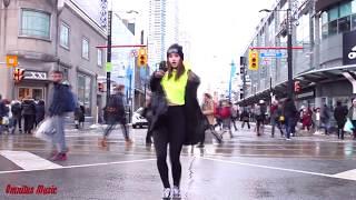 Alan Walker - The Spectre  Shuffle Dance  New York City   Electro House & bouce Remix