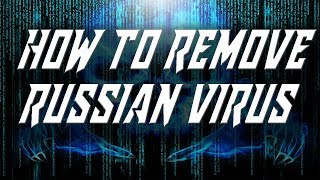 How To Fix Russian Virus | Remove Go.Mail.Ru Homepage And Popups
