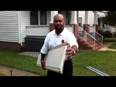Insulated Vinyl Siding Vs Hollow Back Vinyl Siding Youtube
