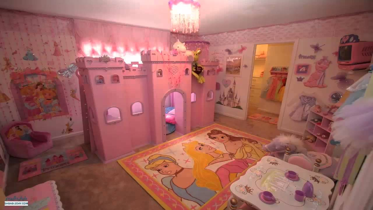 براءة وأناقه غرف نوم الأطفال       YouTube