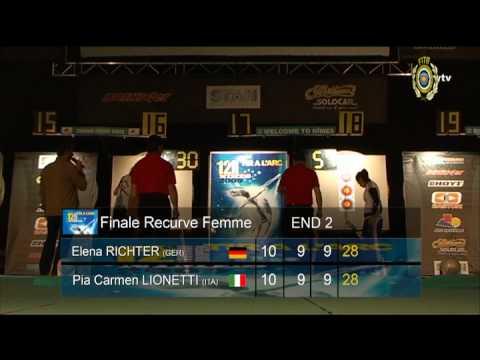 12th European Tournament of archery 2009 - Ind. Match #2