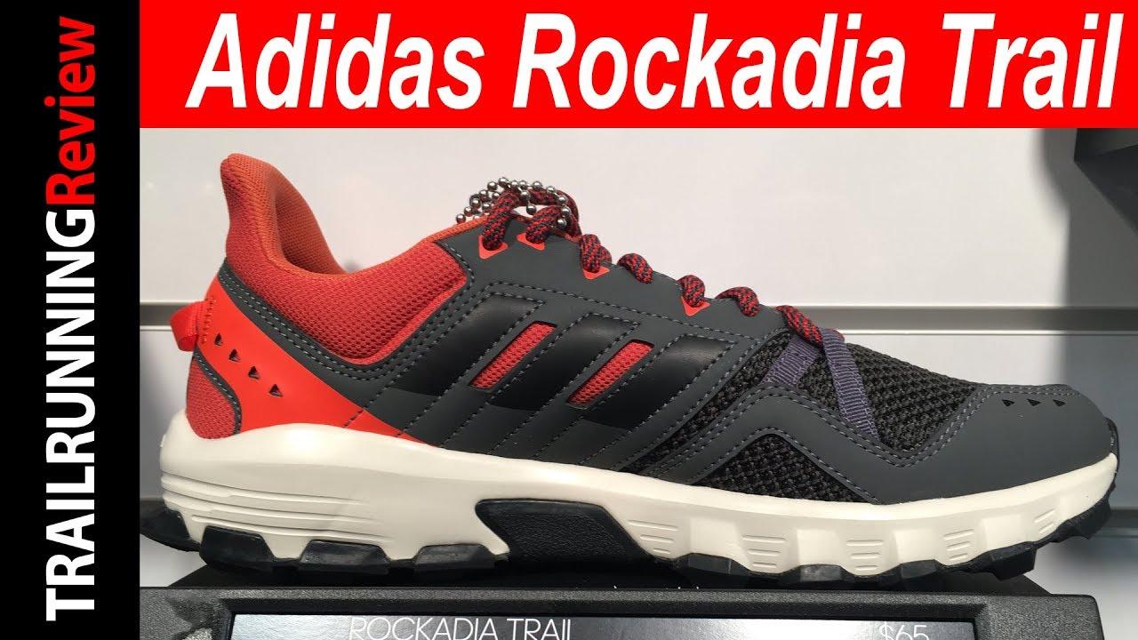 Adidas Rockadia Trail Preview - YouTube