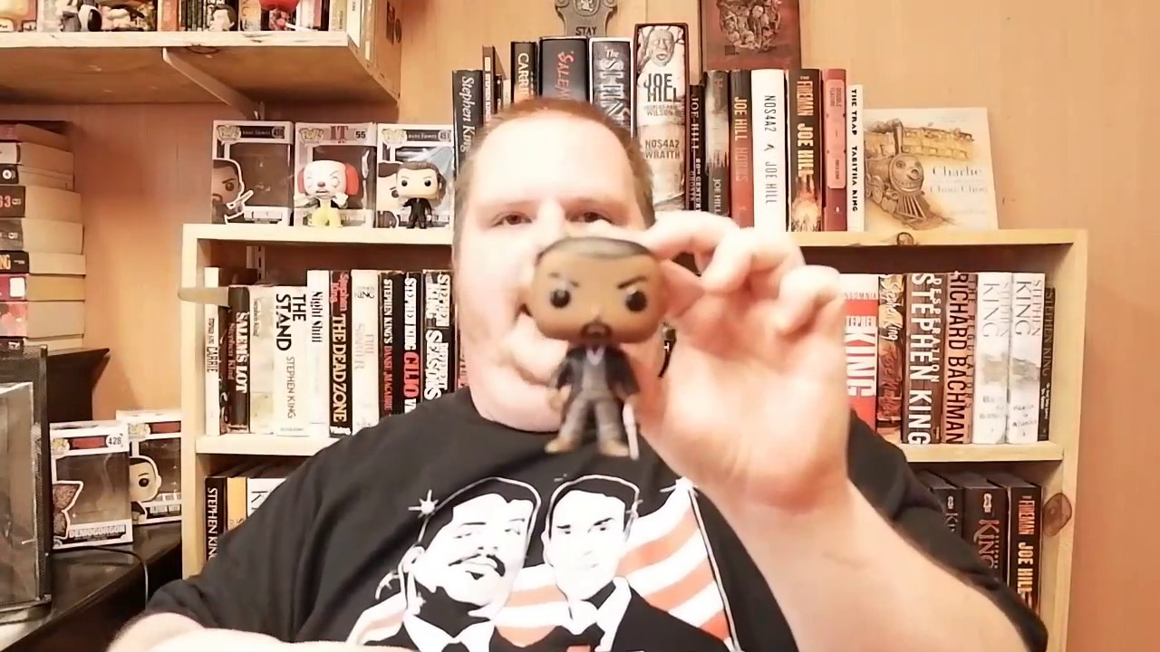 UNBOXING: THE DARK TOWER (Movie) Funko Pops pt  2 and Movie Review