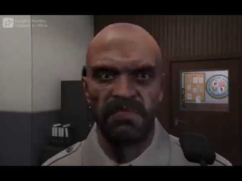 Trapped in Captain's Office | Rockstar Editor GTA V