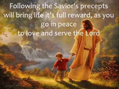 Bill Gaither & Gloria - Born To Serve The Lord Lyrics ...