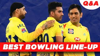 CSK has the BEST bowling line-up   #AskAakash   Cricket Q&A
