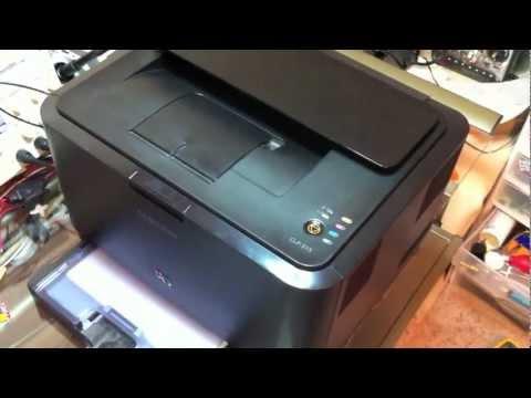 скачать драйвер для принтера Samsung Clp 310 - фото 5