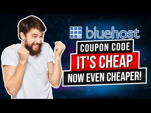 Bluehost Coupon Promotional Code [2019]: Best Savings Has Arrived