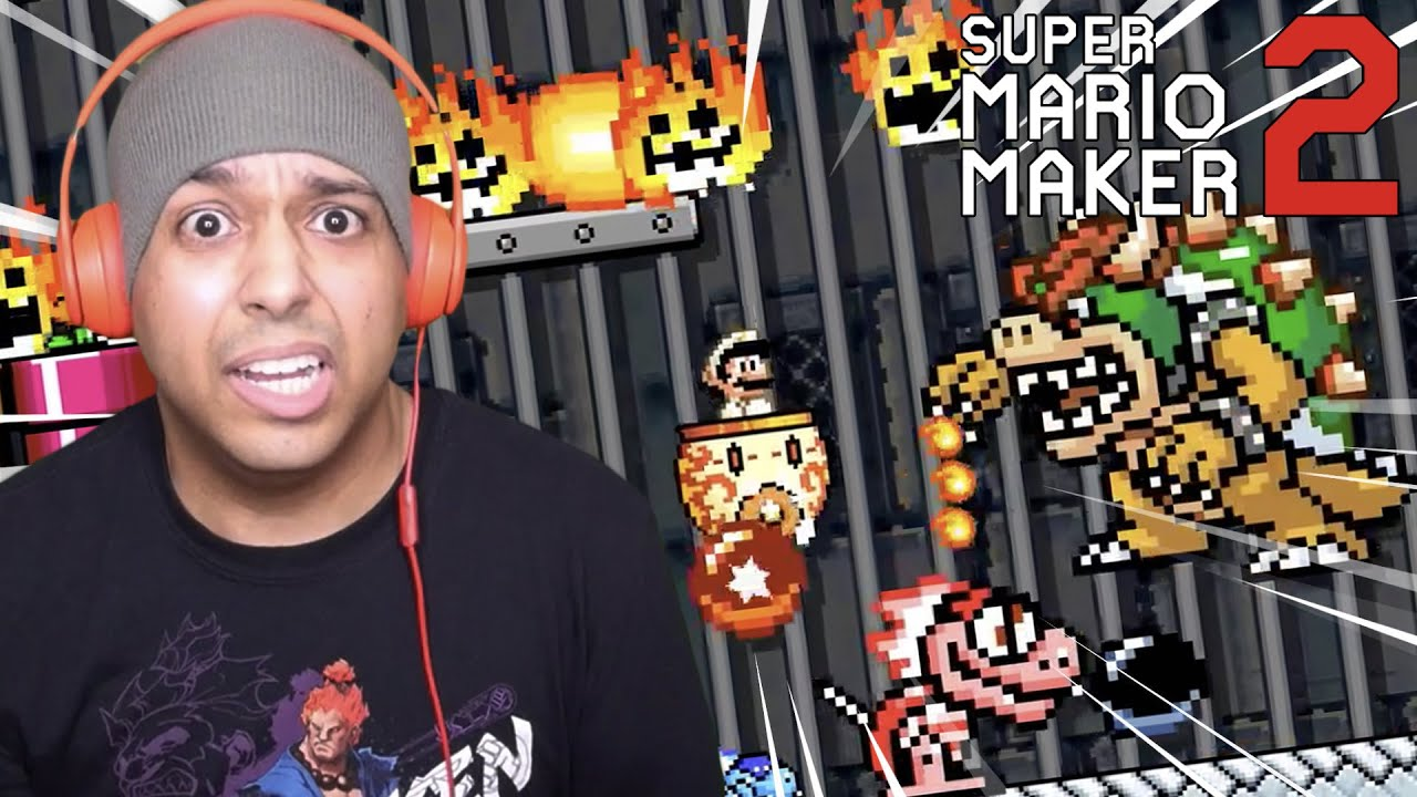 WAIT... WHAT!? HOW!? YOU CAN'T BE SERIOUS!! [SUPER MARIO MAKER 2] [#81] - download from YouTube for free