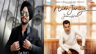 Singer Singh Harjot To Support Song Nibh Janiya
