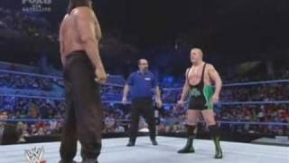 Download SmackDown! (25/01/2008) - Finlay VS The Great Khali Mp3 and Videos