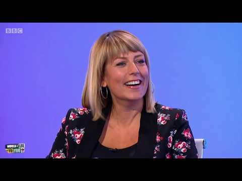 Was Fay Ripley once investigated by Interpol?  Would I Lie to You? HDCC