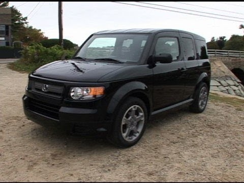 2003-2008 Honda Element Review - WheelsTV
