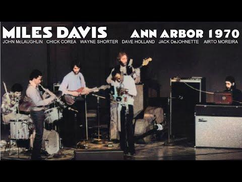 Miles Davis- February 21, 1970 University of Michigan, Ann Arbor