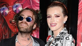 Bella Thorne KISSES Rapper Mod Sun & Sparks New Dating Rumors