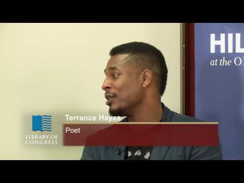The Life of a Poet: Terrance Hayes