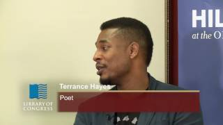 Cover images The Life of a Poet: Terrance Hayes