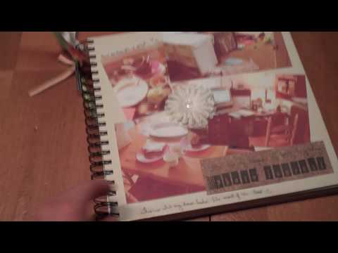 Photo Journal/Old Style Scrapbook