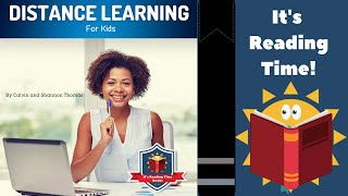 Distance Learning For Kids Promo | Books for Kids | Children's Book | Story Book | Kid Books |