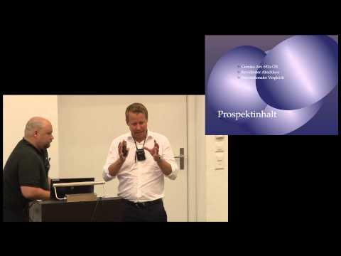Juristische Aspekte von Crowd Financing, Crowd Investing in der Schweiz (Oliver Rappold)