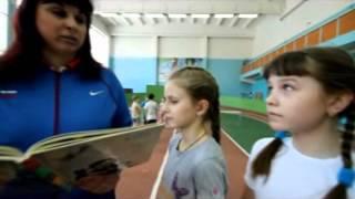 Легкая атлетика-королева спорта