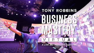 FIRST-EVER VIRTUAL BUSINESS MASTERY | Tony Robbins