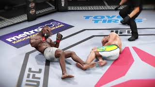 CRAZIEST UFC 3 KNOCKOUT