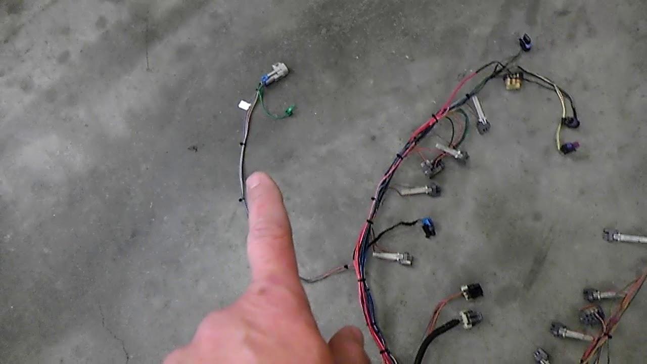 standalone lq4 lq9 truck swap harness youtube lq4 painless wiring harness lq4 wiring harness [ 1280 x 720 Pixel ]