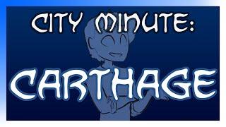 Carthage — City Minute #Shorts