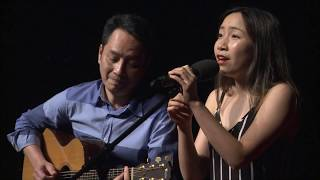 Cover - Isn't she lovely | Truong My Anh - Truong Anh Quan | TEDxHanoi