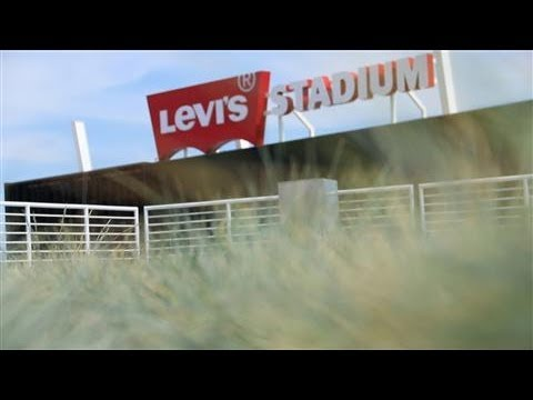 SF 49ers New Home Stadium Sets NFL Green Standards