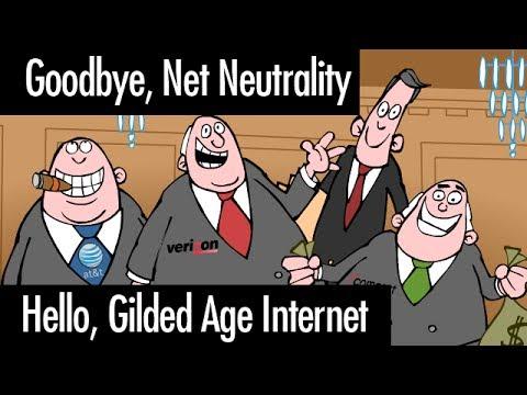 Download Goodbye Net Neutrality, Hello Gilded Age Internet
