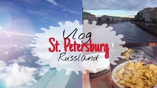 St. Petersburg VLOG!