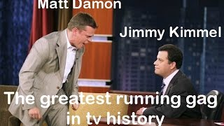 Matt Damon - Top 5 Facts! (The Martian, Jimmy Kimmel, Ben Afflect)
