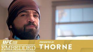 UFC 255: Embedded - Эпизод 3 смотреть онлайн в хорошем качестве - VIDEOOO