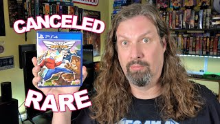 Rare PS4 Game? Got a PHYSICAL version…but was CANCELED. Get YOURS now!