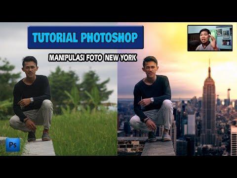 Tutorial Photoshop - Cinematic Manipulation thumbnail