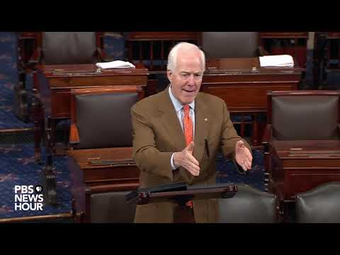 Kavanaugh confirmation process a 'search and destroy mission,' Cornyn says