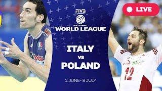Italy v Poland - Group 1: 2017 FIVB Volleyball World League