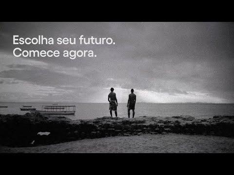 Escolha seu futuro. Comece agora. | Nubank